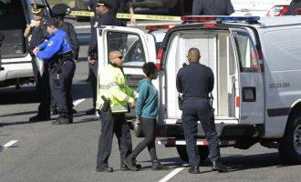 SHBA: Sërish panik në Capitol Hill, ka pasur të shtëna me armë