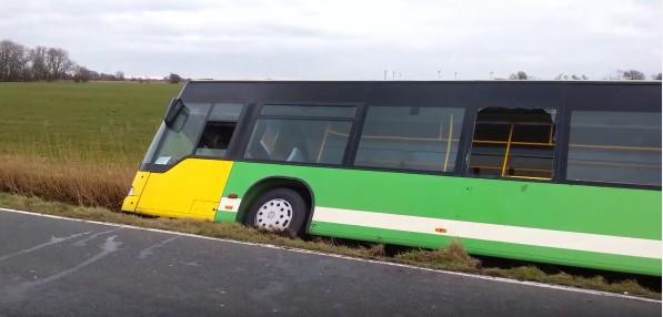 Në Leposaviq aksidentohet autobusi që drejtohej nga shoferi i dehur