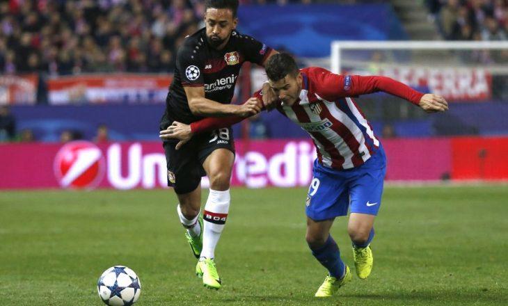 Atletico kualifikohet nga ndeshja e parë