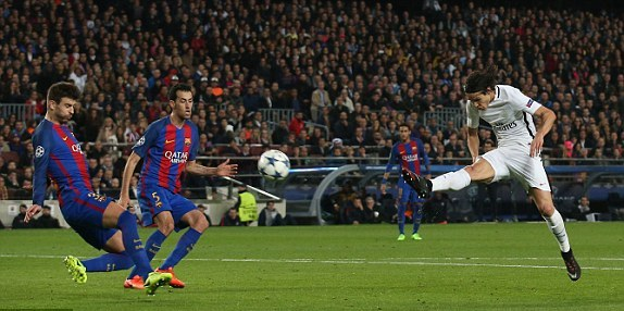 Barcelona bën përmbysjen më të madhe në historinë e futbollit