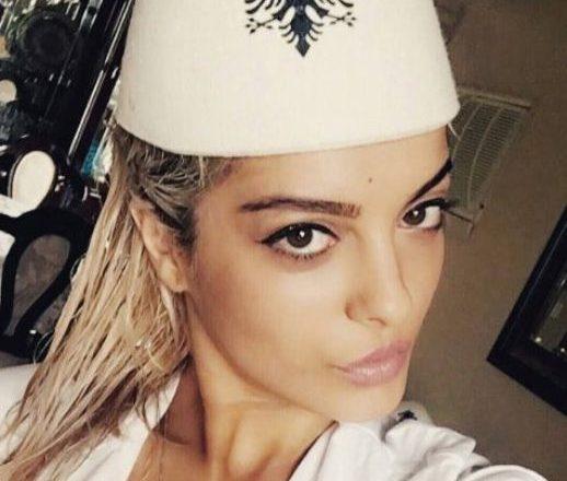 Bebe Rexha fton shqiptarët në koncertin e saj