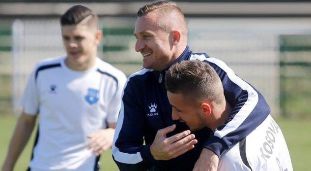 Melbourne i uron Besart Berishës debutimin me Kosovën