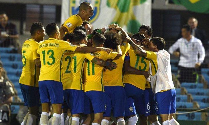 """Argjentina dhe Brazili drejt botërorit """"Rusi 2018"""""""