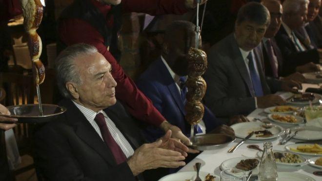 Presidenti i Brazilit tregon se mishi nga Brazili është i sigurt
