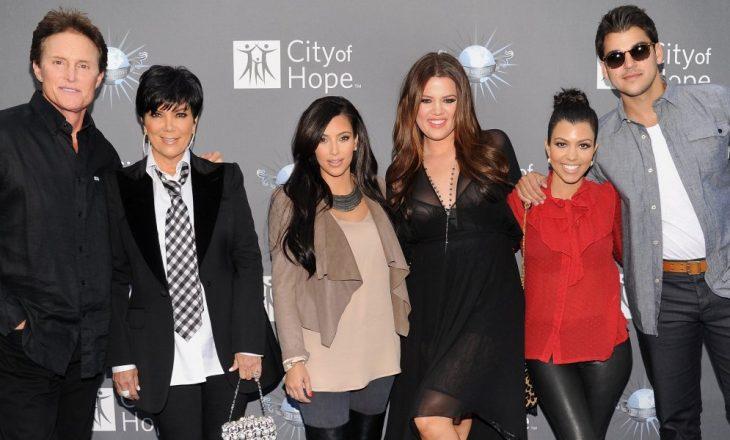 Grabitet sërish familja Kardashian