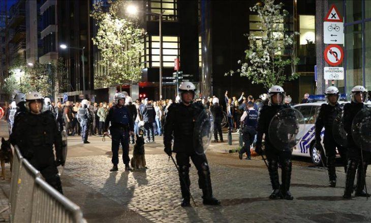 Katër të plagosur në një incident afër konsullatës turke në Bruksel