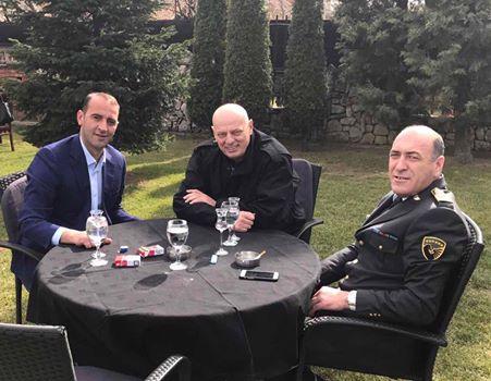 """Haradinaj ndërron fjalët për Çekun për të cilin thoshte se """"ka ardhë vonë në luftë"""""""
