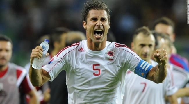 Cana ka nostalgji në prag të ndeshjes së kombëtares