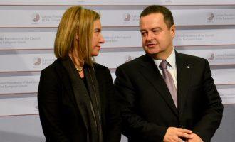 Daçiq rreth përshtypjeve të Mogherinit për Ballkanin: Mirëmëngjesi!