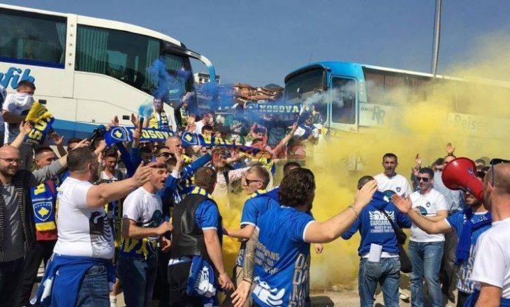 """""""Dardanët"""" të pakënaqur me trajtimin në Shkodër, u kërkojnë institucioneve stadium"""