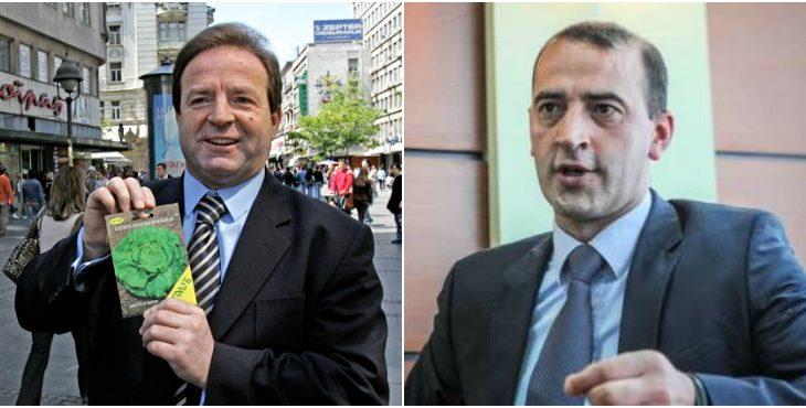 Haradinaj mohon kontaktin me biznesmenin serb