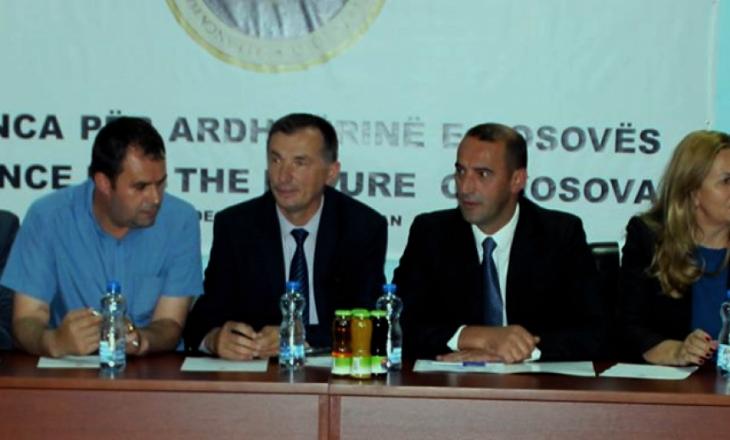 Daut Haradinaj kandidat i AAK-së për kryetar të Deçanit