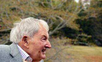 Vdes në moshën 101 vjeçare, David Rockefeller
