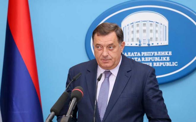 Dodik: Nëse Kosova bëhet anëtare e OKB-së, edhe Republika Serbe do të bëhet