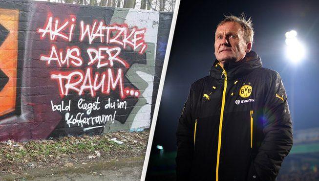 """Kërcënohet me vdekje drejtuesi i Dortmund: """"Do të përfundosh në bagazh!"""""""
