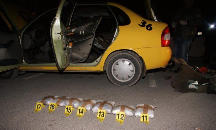 Policia e Kosovës arreston tre shtetas të Serbisë për narkotik