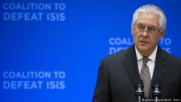 Koalicioni global i vendosur në luftë kundër IS-it