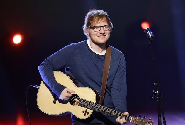 """Ed Sheeran do jetë pjesë e """"Game of Thrones"""""""