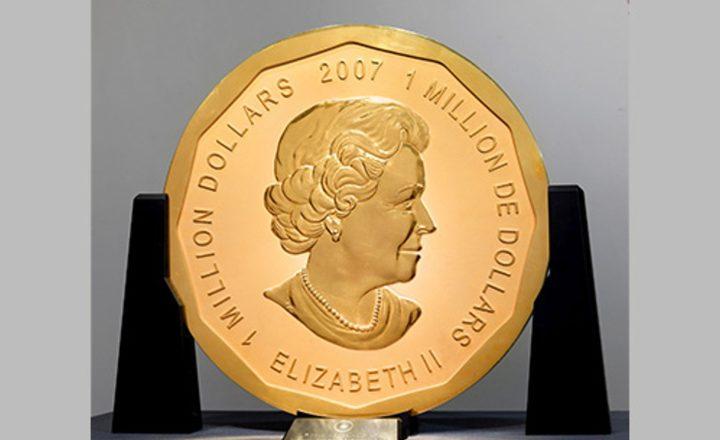 Monedha e artë 100 kilogramësh vidhet nga muzeu në Gjermani