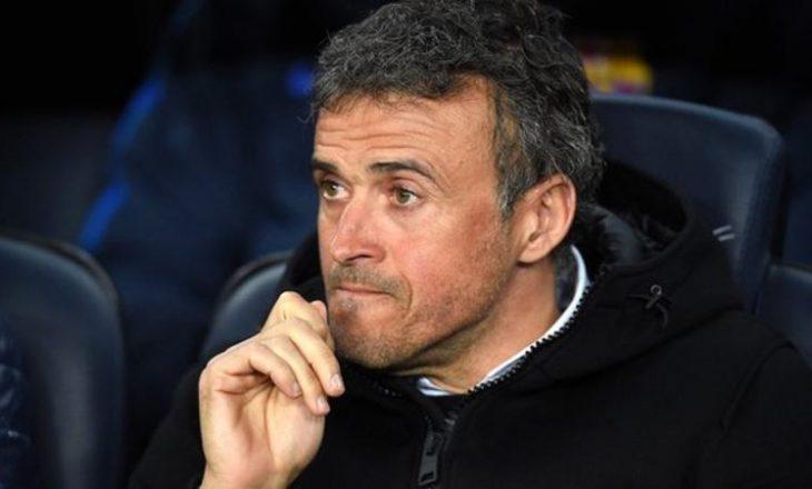 Luis Enrique largohet nga Barcelona