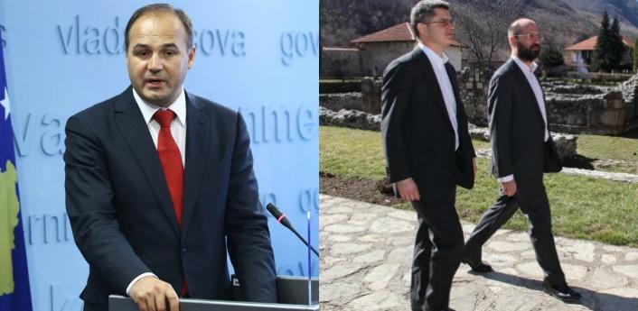 """""""Po rritet numri i turistëve serbë në Kosovë"""" – Hoxhaj ironizon me Jeremiqin"""