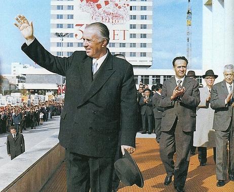 Rrëfimi për pesë gazetarët e ekzekutuar nga Enver Hoxha