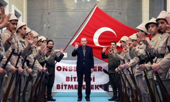 Reagon Gjermania: Akuzat e Erdogan, absurde