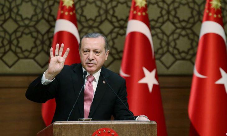 Erdogan i krahason veprimet e Gjermanisë me periudhën naziste