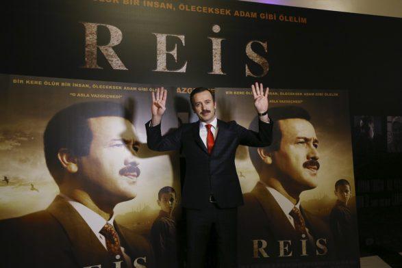 """""""Udhëheqësi"""" – filmi për Erdoganin po shfaqet në Zvicër"""