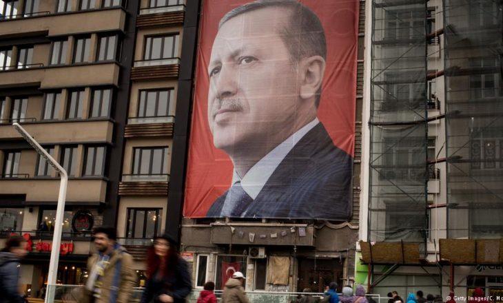 Berlini paralajmëron Ankaranë