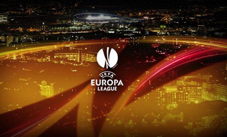 1/8 e Europa League, luhen sot ndeshjet e para