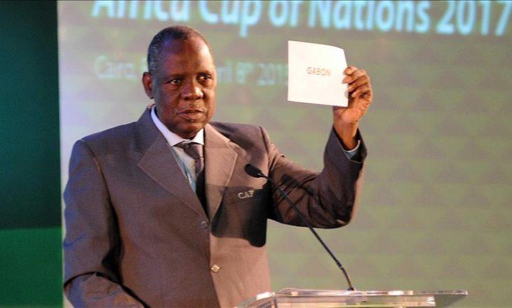 Pas 30 vitesh, Federata e Futbollit Afrikan me president të ri