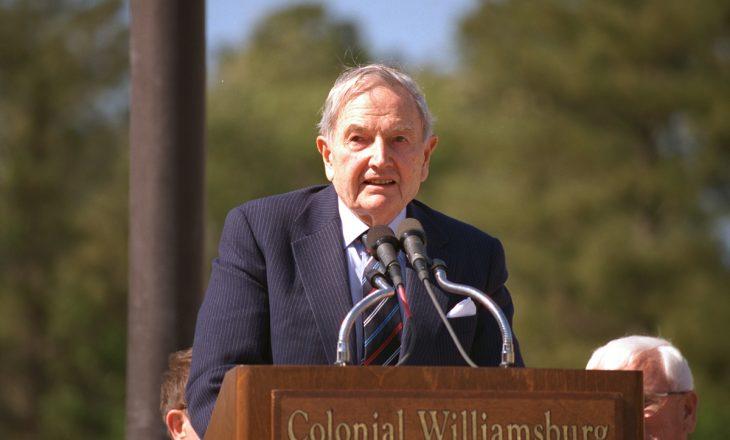 Historia e shkurtër e filantropit miliarder që jetoi 101 vite