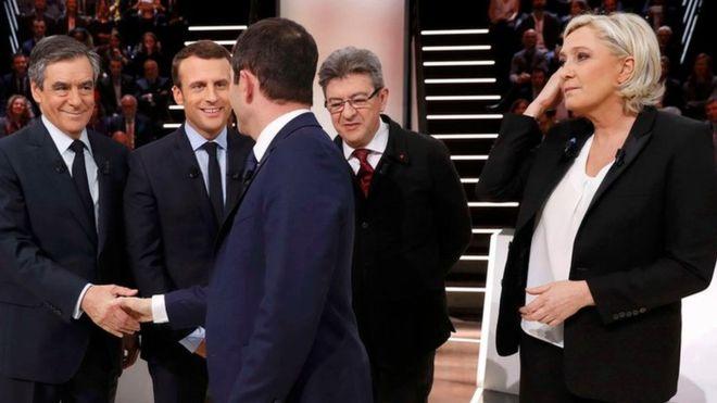 """Kandidatët për president të Francës përplasen për veshjen """"burkini"""""""