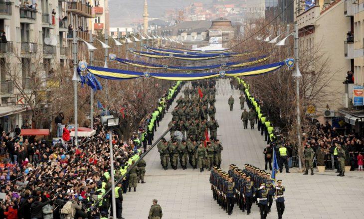 Thaçi insiston për ushtrinë: Do të bëhet me kushtetutë ose ligj