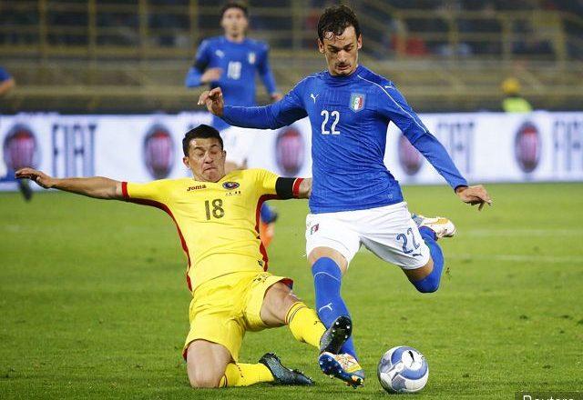 Lajm i mirë për kombëtaren – Italia humb një nga sulmuesit para Shqipërisë