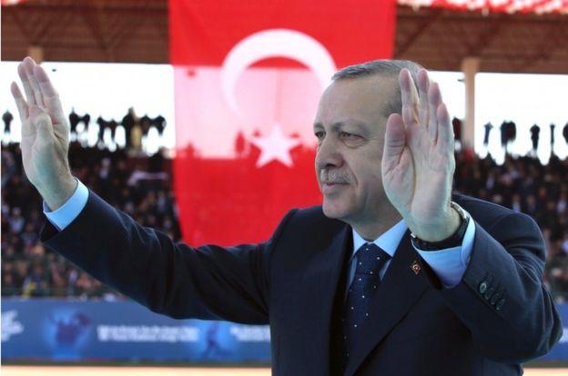 Erdogani për gazetarin gjerman: Falë Zotit që u arrestua, është agjent i terrorizmit