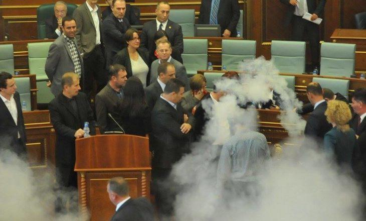 Opozita e ndarë rreth kundërshtimit të demarkacionit