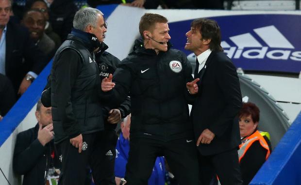 Përplasja e Mourinhos me Conten