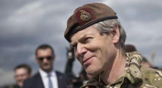 Gjenerali britanik: NATO dhe BE duhet ta ndalin bashkë Rusinë në Ballkan
