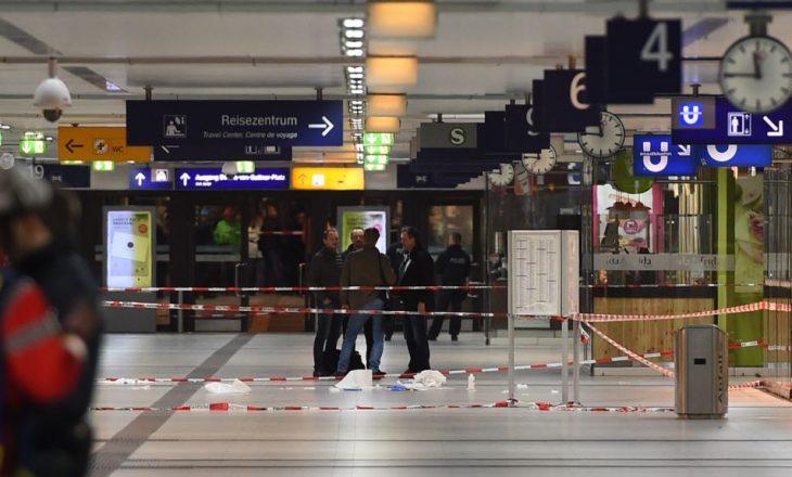 Policia gjermane gjeti medikamente në banesën e sulmuesit nga Kosova