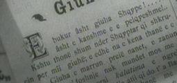 Gjuha shqipe tani zyrtare në Mal të Zi