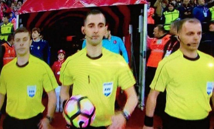 Shkruhet historia, gjyqtarët kosovarë referojnë për FIFA-n