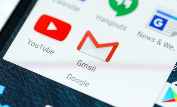 Me Gmail mund të merrni dhe dërgoni para