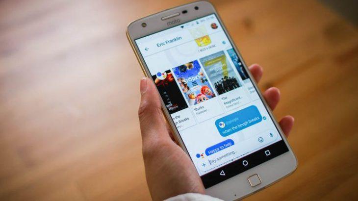 Google përditëson Allo, integron Android Auto