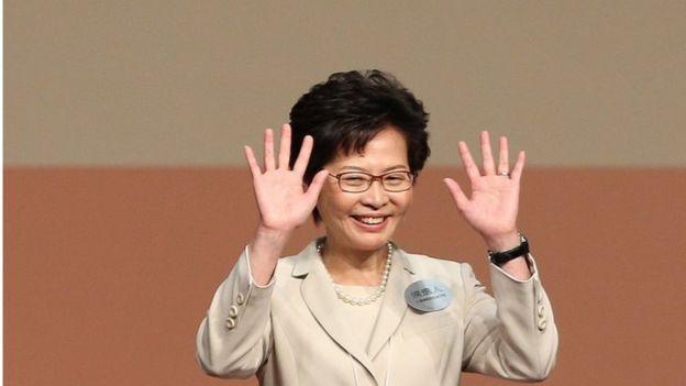 Hong Kong zgjedh udhëheqësen e parë femër