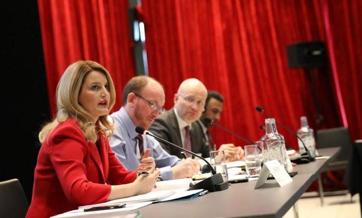 Ministria e Drejtësisë flet në Zvicër për luftën kundër terrorizmit