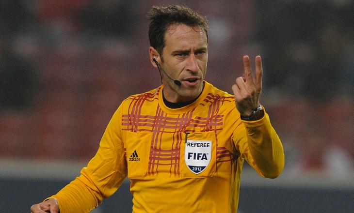 Gjyqtari i njohur që do të arbitrojë ndeshjen e Kosovës