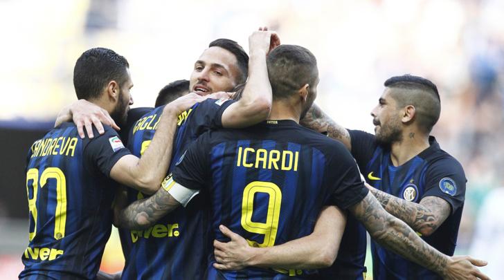 Inter shkatërron Atalantën, Berisha pëson shtatë gola [video]
