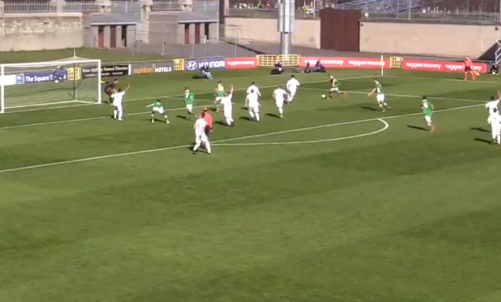 Kosova U-21 debuton me humbje ndaj Irlandës [video]